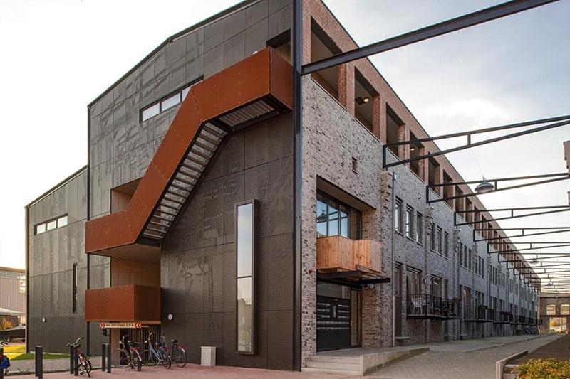 Project Utrecht, Opdrachtgever: Rometa