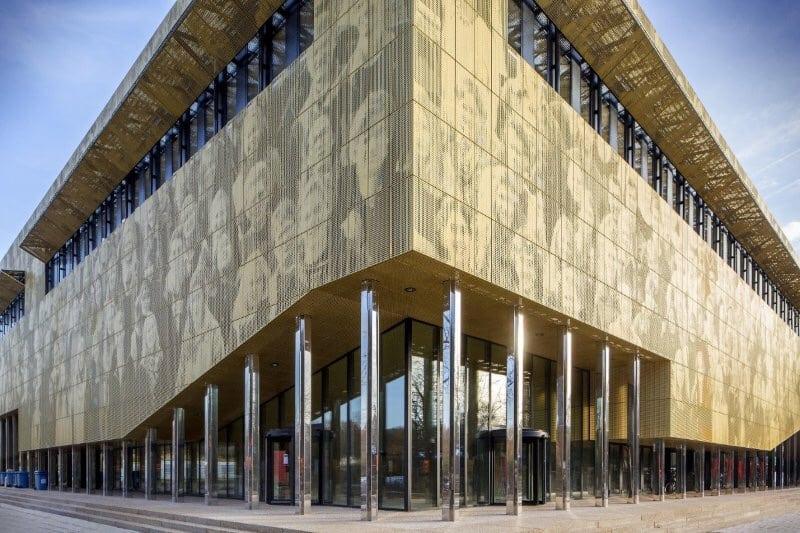 Gebouw O Campus - Wilrijk, Opdrachtgever: MDW