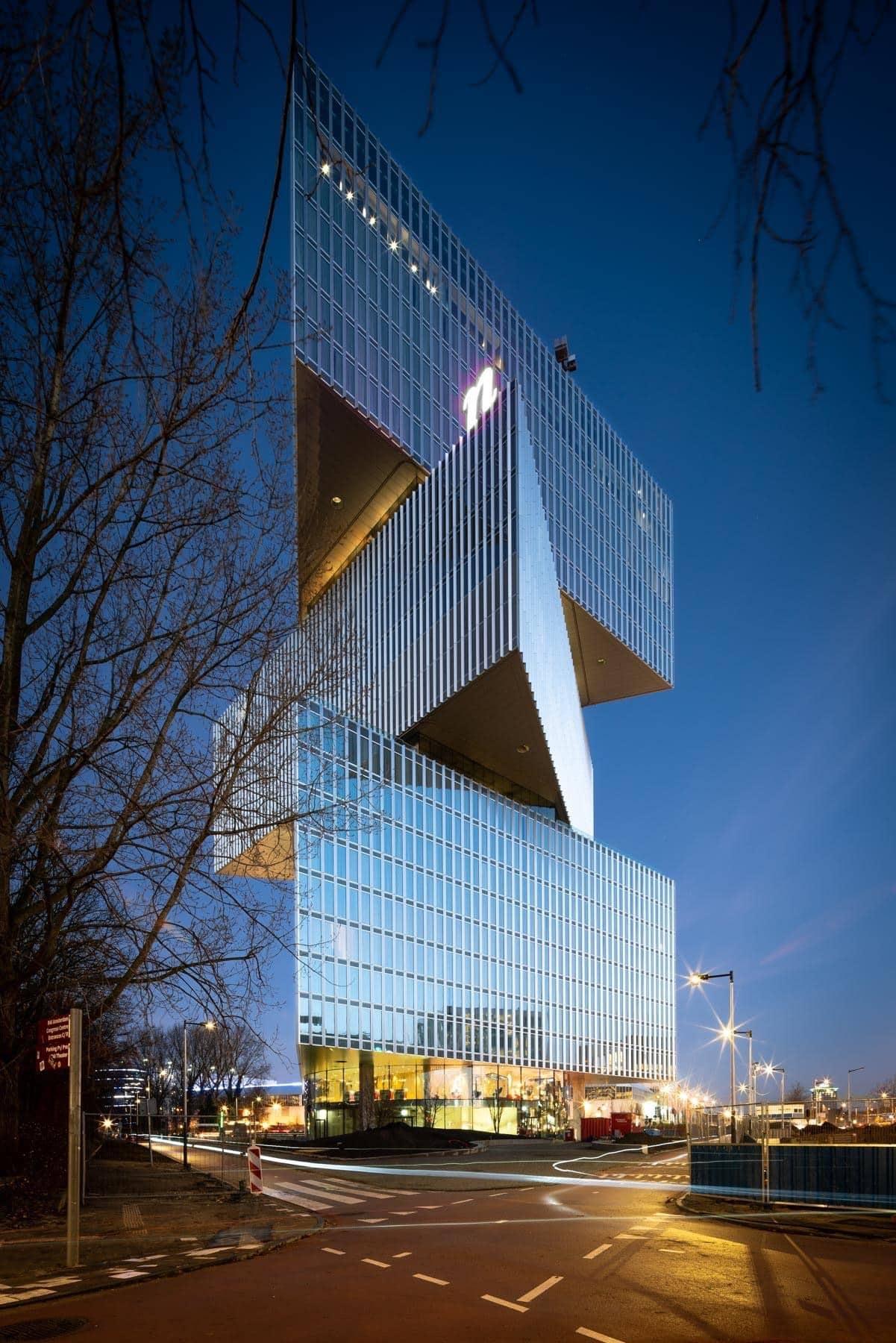 RAI NH Hotel - Amsterdam, Opdrachtgever: Rollecate