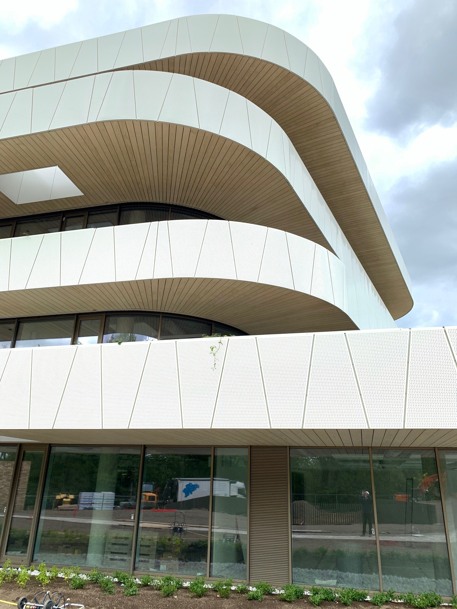 Campus Howest - Kortrijk, Opdrachtgever: MVDK