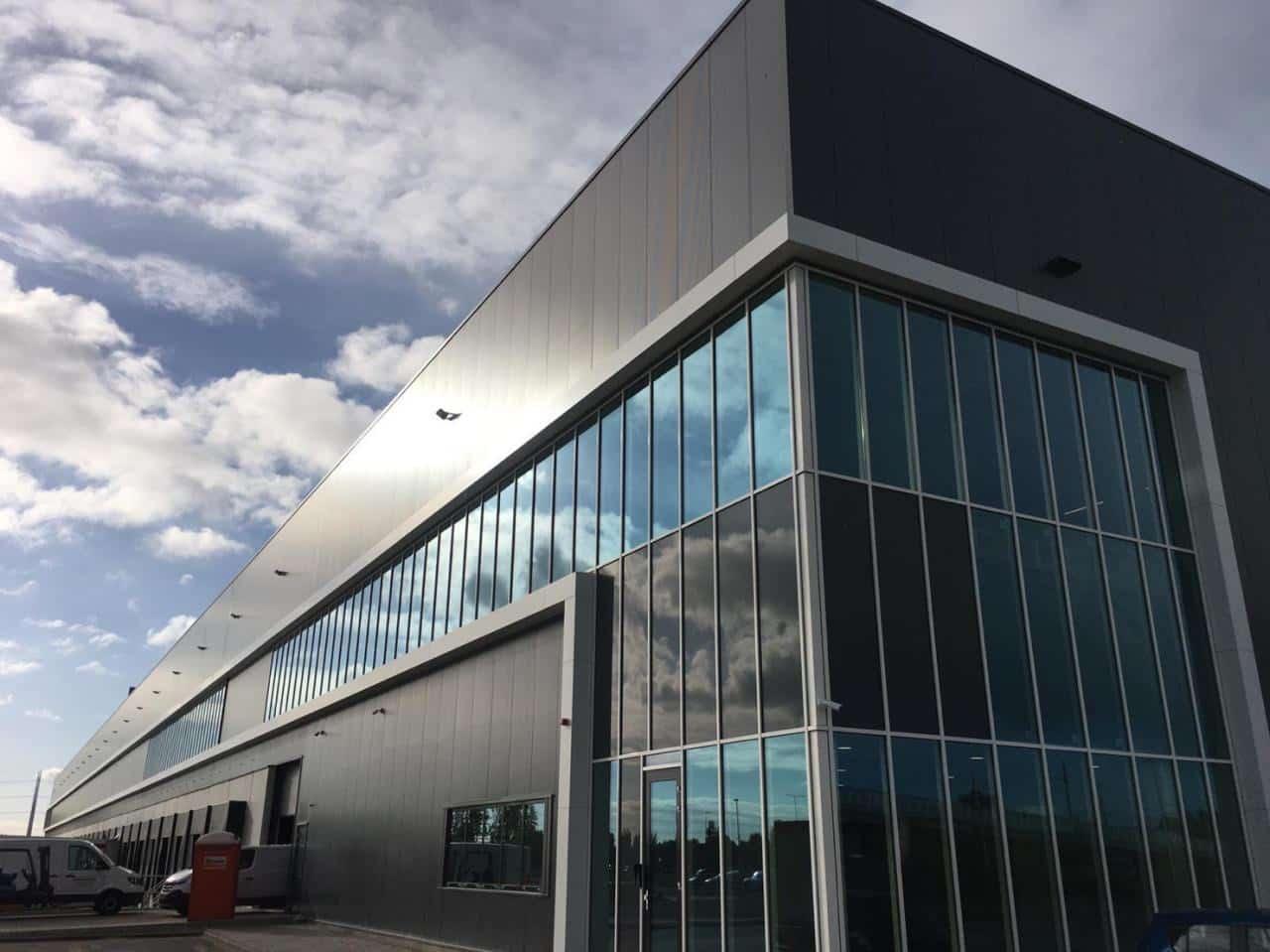 Ceva - Bleiswijk, Opdrachtgever: Acoma BV